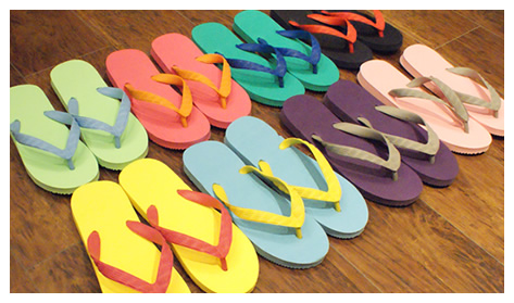 Good beach sandals ninety-nine that spirit of pure domestic Manufacturing was clogged